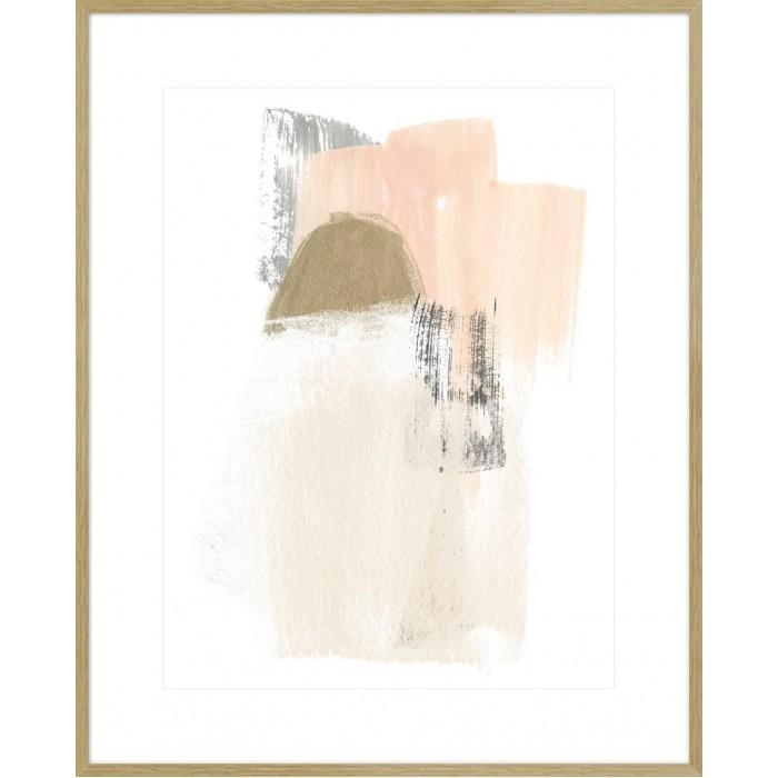 Blush Abstract V