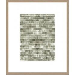 Woven Reeds II 64x54cm