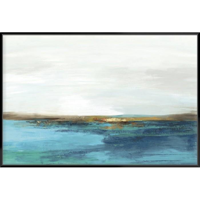 Pastoral Landscape - Canvas