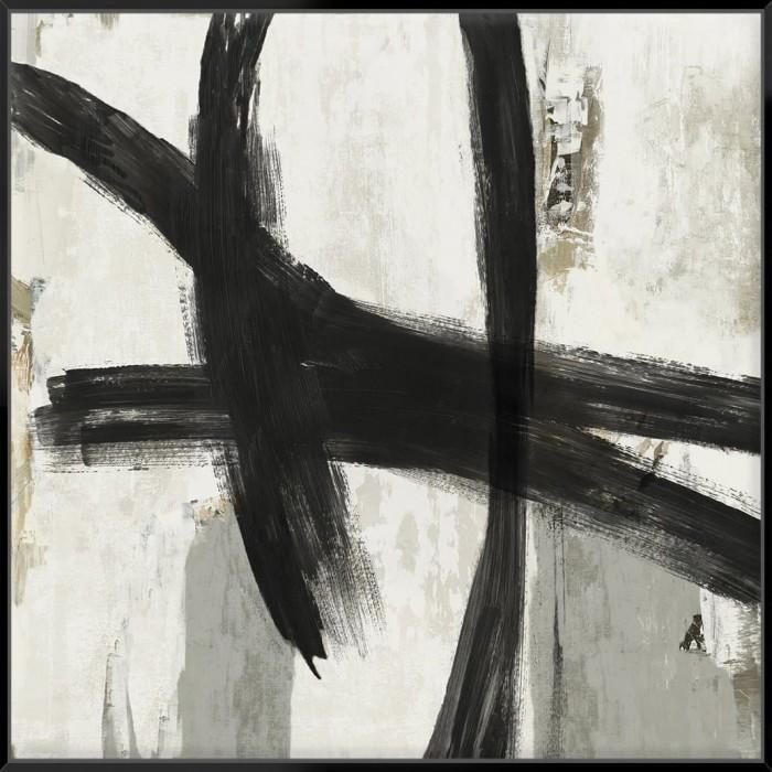Brush I - Canvas