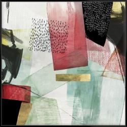 Transparent II - Canvas