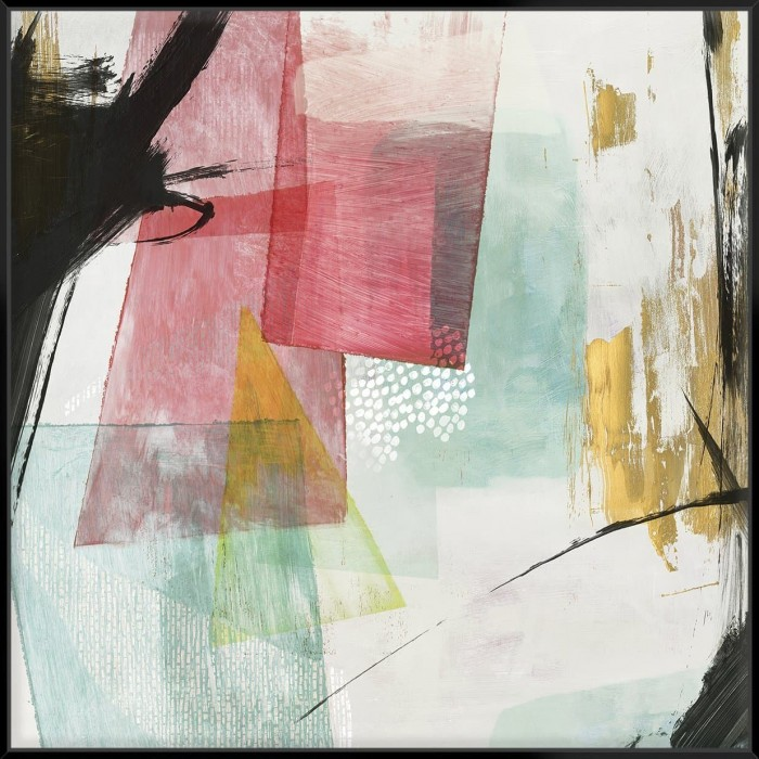 Transparent I - Canvas