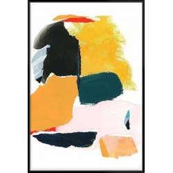 Collage Studies - Canvas 153x103cm