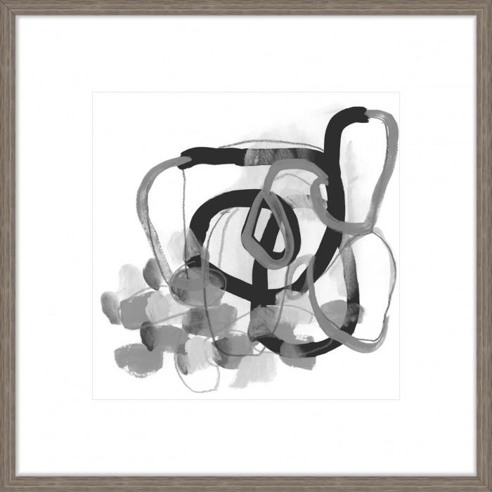 Black & Grey Pendulum II
