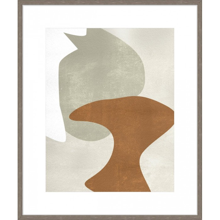 Beige Stucture IV