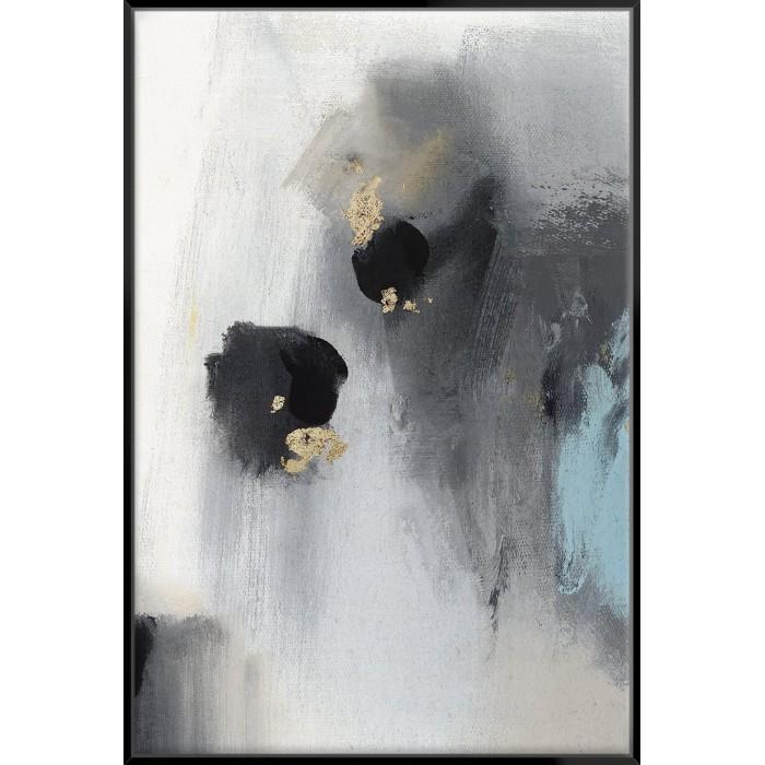 Foggy Days II - Canvas