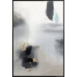 Foggy Days I - Canvas