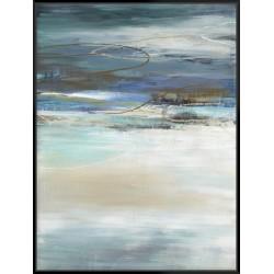 Geo Cache Aqua - Canvas