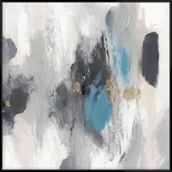 Gray Days I - Canvas