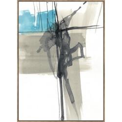 Kinetic Grid I - Canvas