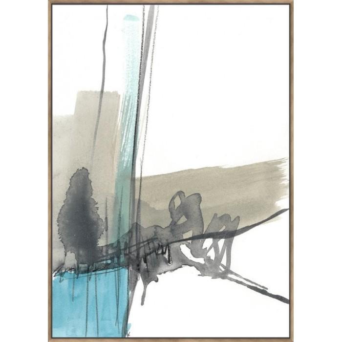 Kinetic Grid IX - Canvas