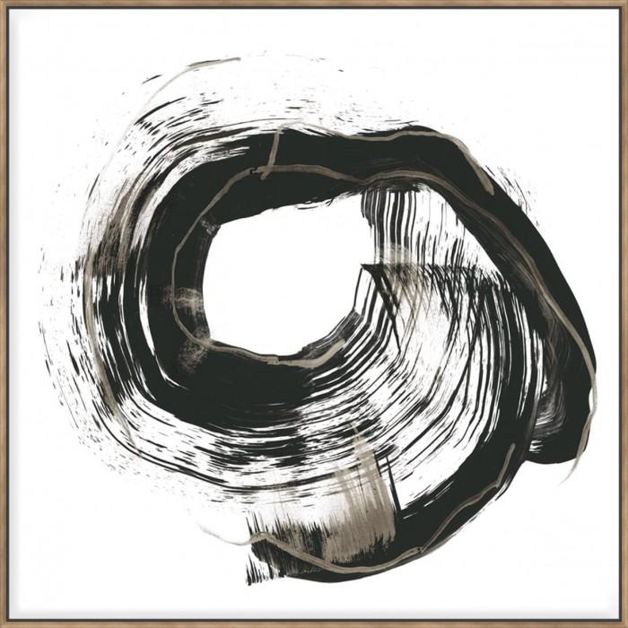 Circulation Study III - Canvas