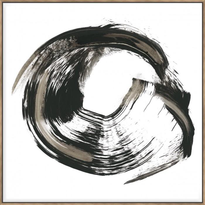 Circulation Study IV - Canvas