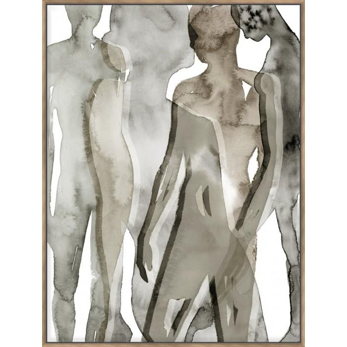 Earth Women II - Canvas