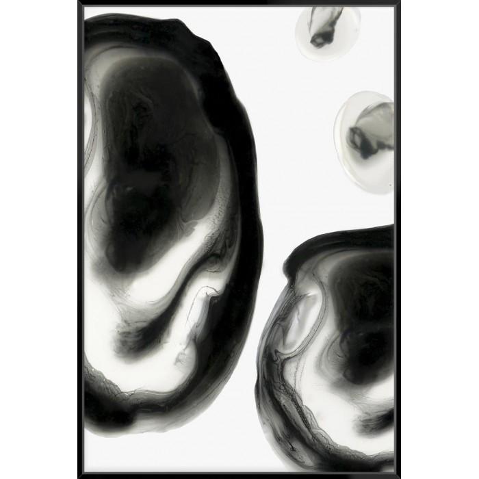 Neutral Blobs II - Canvas