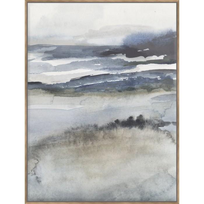 Neutral Salt Spray II - Canvas