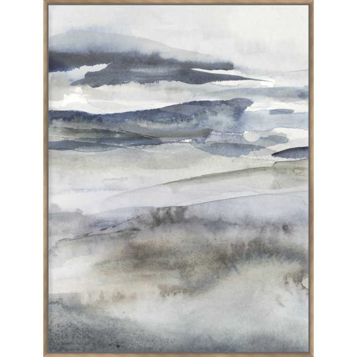 Neutral Salt Spray I - Canvas
