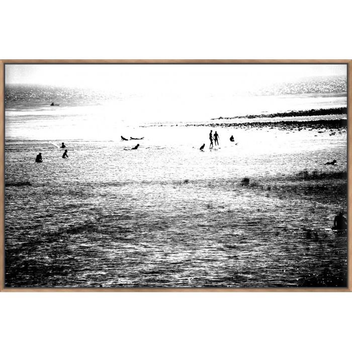 Beachside - Canvas