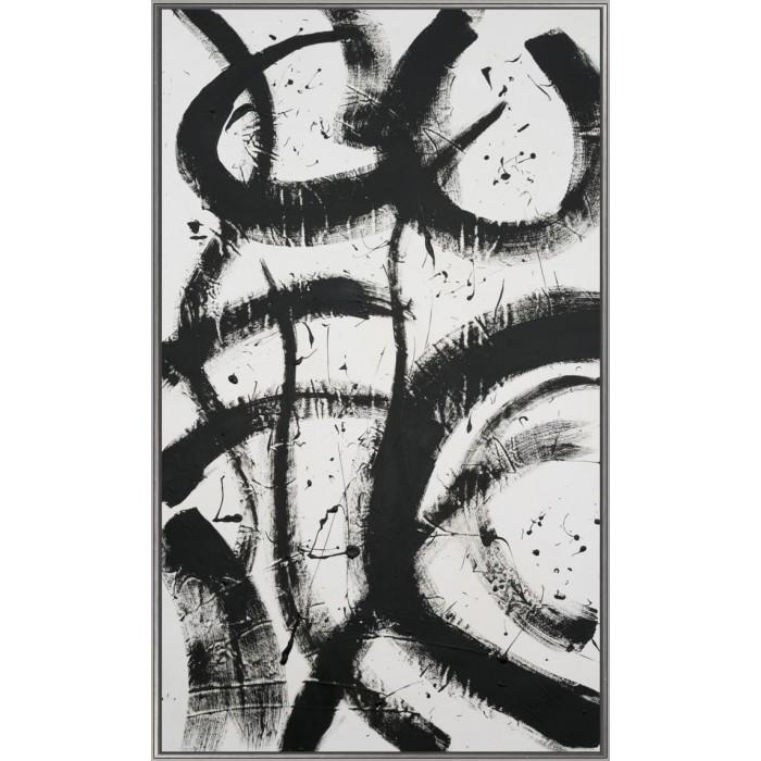 Placidity II - Canvas 144x74cm