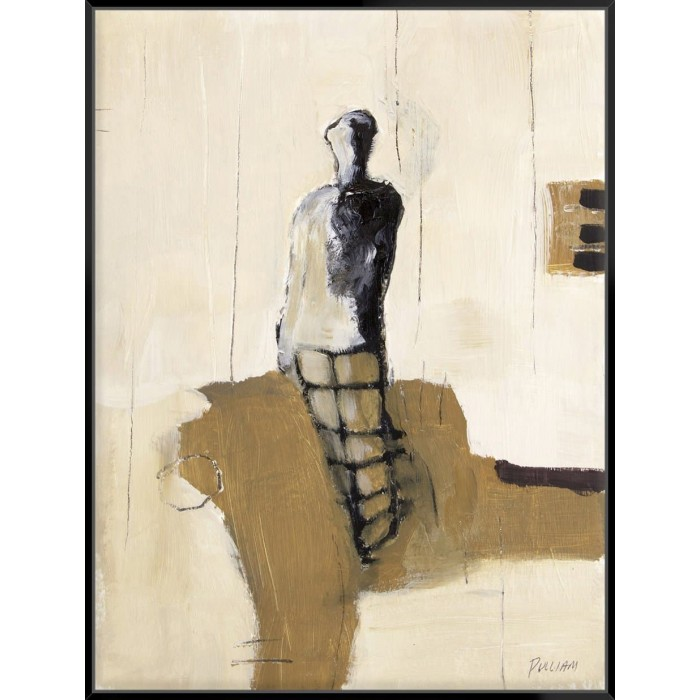 Pose II - Canvas