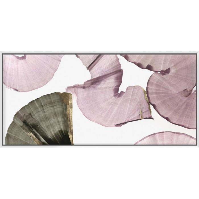 Silk Stream II - Canvas