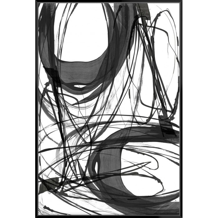 Swirling II - Canvas