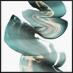 Swirl I - Canvas