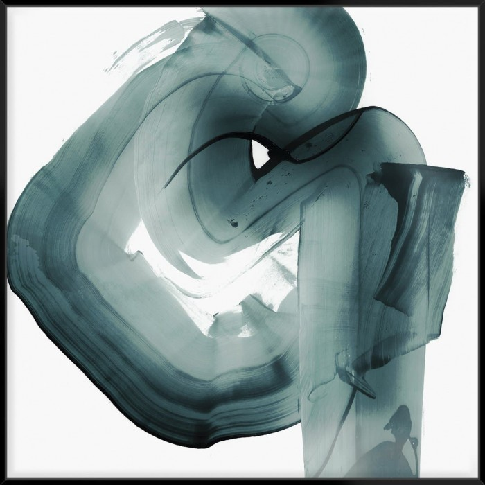 Swirl V - Canvas