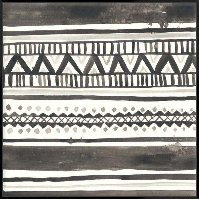 Tribal Echo I - Canvas