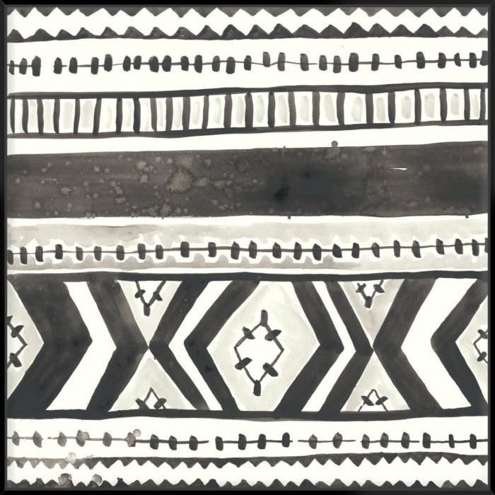 Tribal Echo II - Canvas