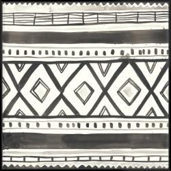 Tribal Echo III - Canvas