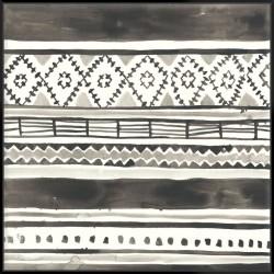 Tribal Echo IV - Canvas