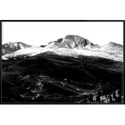 Tri Peak - Canvas