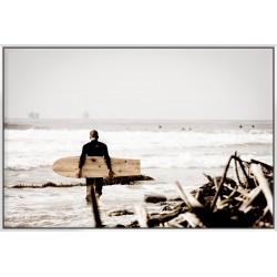Surfing - Canvas