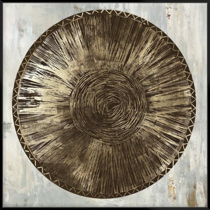 Zulu Gold III - Canvas
