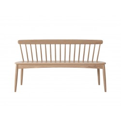 TWIST BENCH - FSC RECYCLED TEAK-SLH Furniture