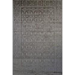 Heritage Viscose/Cotton Rug - Harvest Natural- 230X160cm