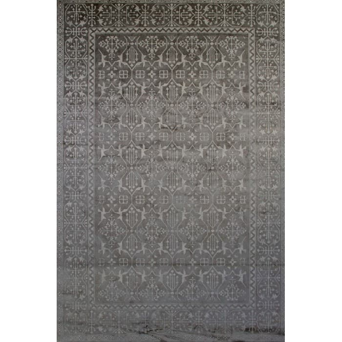 Rugs - Heritage Viscose/Cotton Rug - Harvest Natural- 230X160cm
