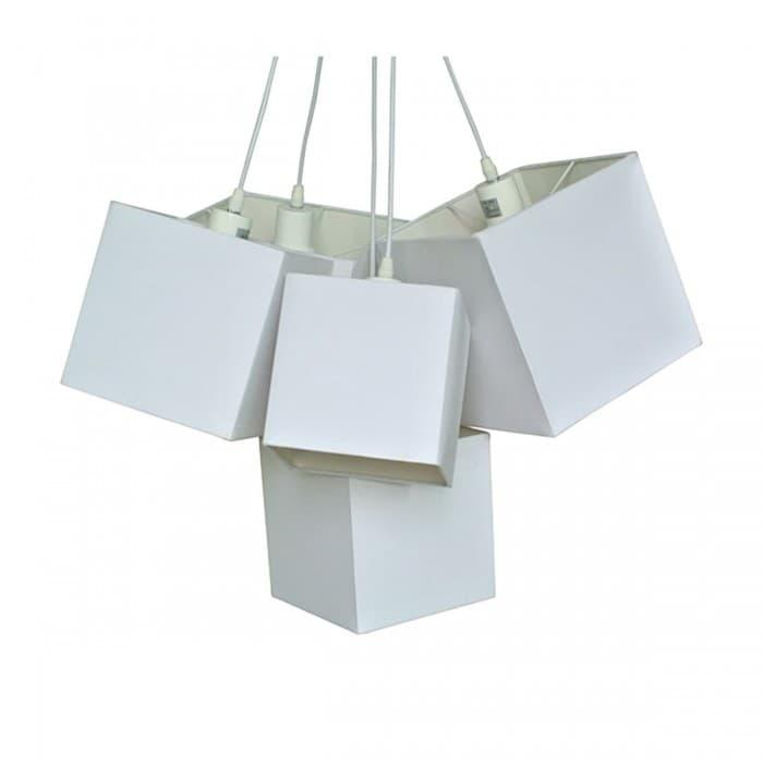 Pendant Lighting - Pendant Lamp - 5 Shades