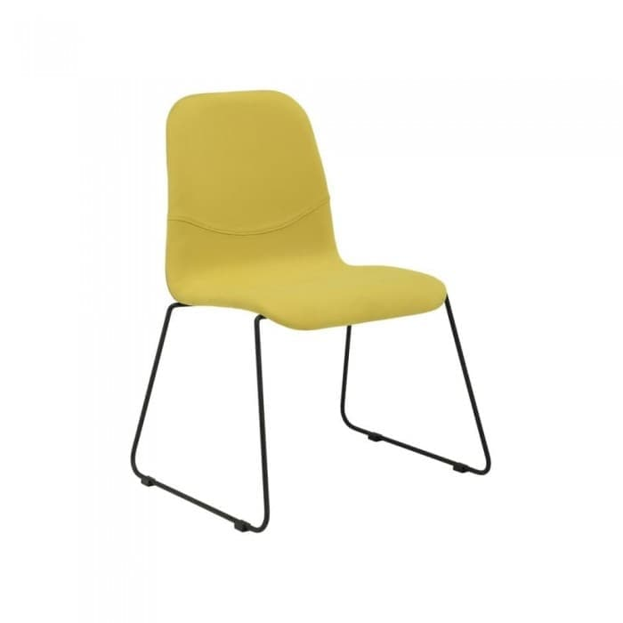 Furniture - Ava Dining Chair in Pistachio (Metal Leg)