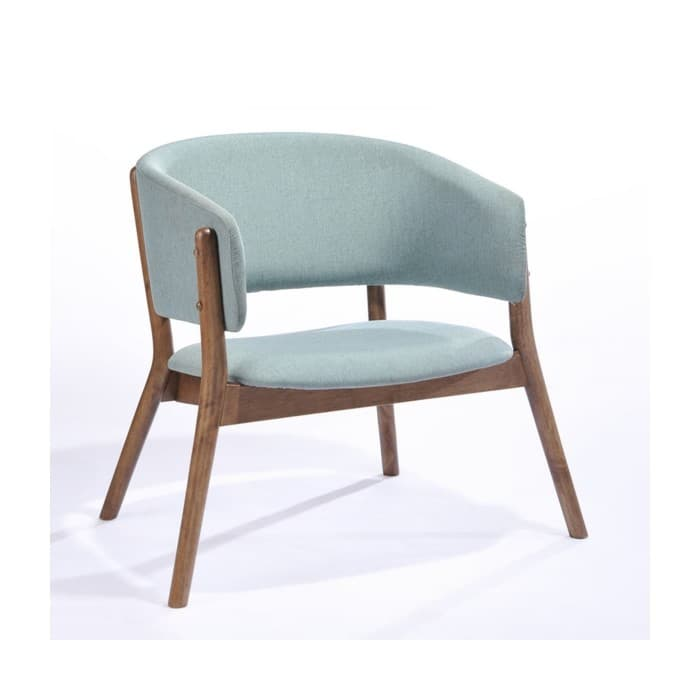 Furniture - Lounge Chair - Aqua
