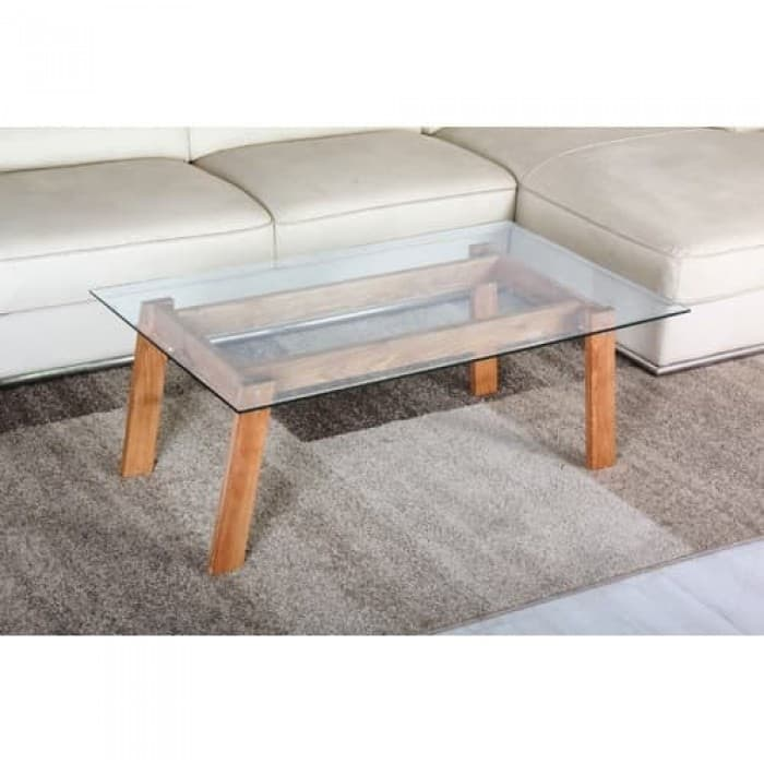 Furniture - Timber Gloss Coffee Table