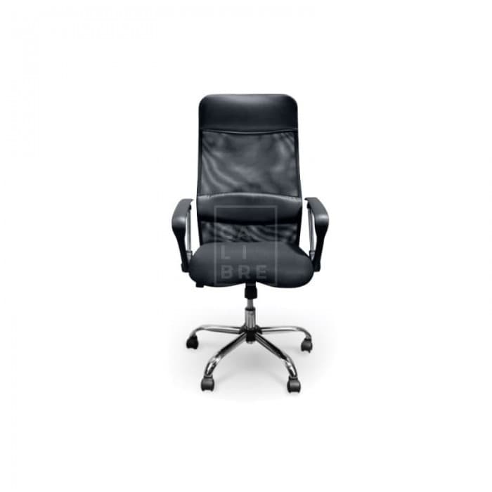 Victor Mesh Office Chair - Black