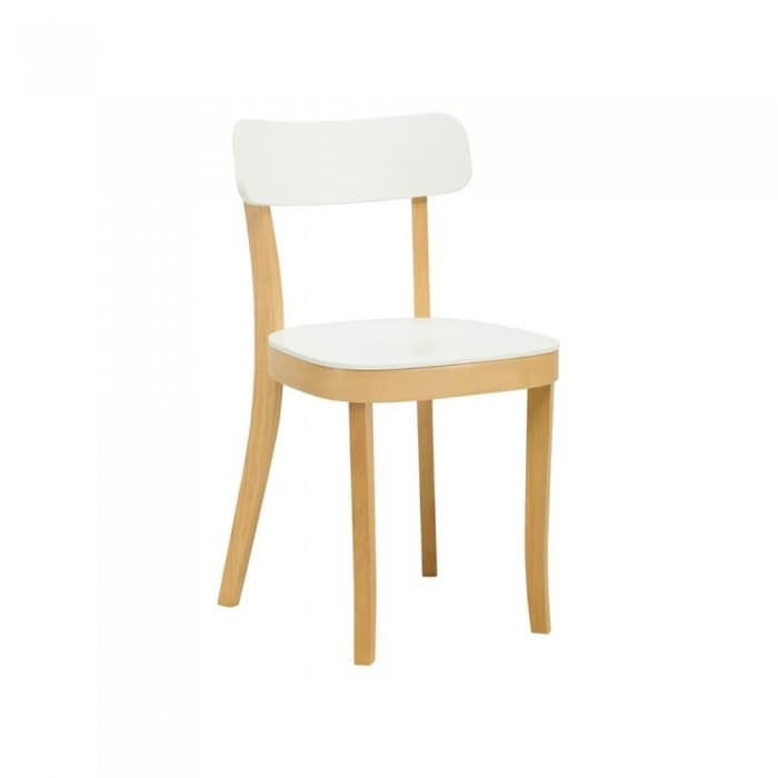 Furniture - Orly Dining Chair in White set of 2