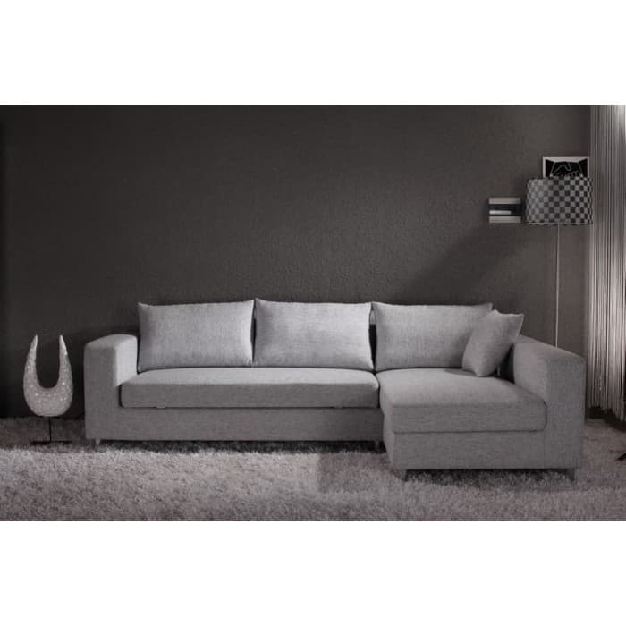 Furniture - Corner Sofa Bed with Storage Left Chaise