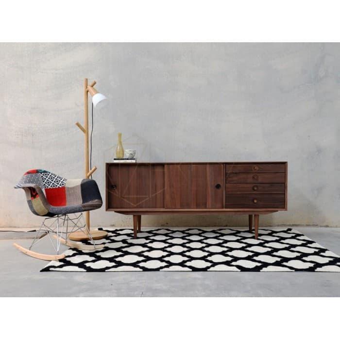 Furniture - Ari Buffet Unit - Scandinavian Side Board - Walnut