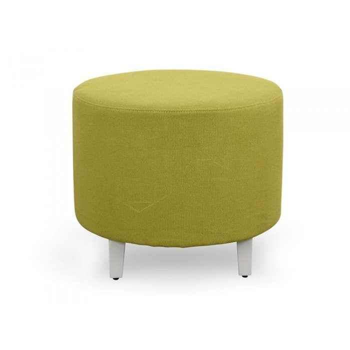 Hawk Round Stool – Green