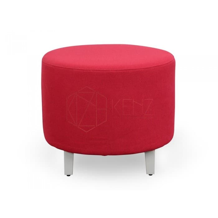 Furniture - Hawk Round Stool – Red