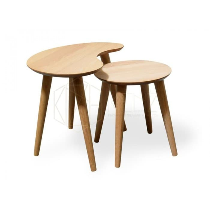 Johansen Nest of Tables -  Natural