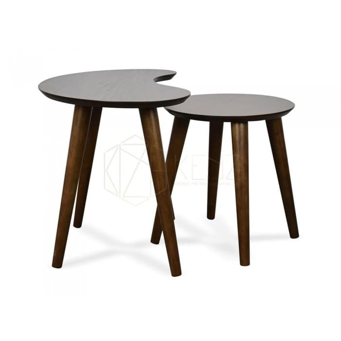 Johansen Nest of Tables - Walnut